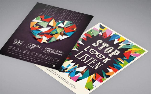 flyere tipografie