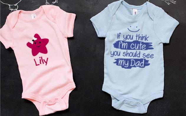 adidași farmecul costurilor reducere Hainute copii - bebelusi personalizate | TipoMedia - Tipografie